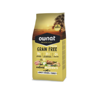Ownat Grain Free Chien