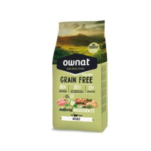 Ownat Grain Free Chat